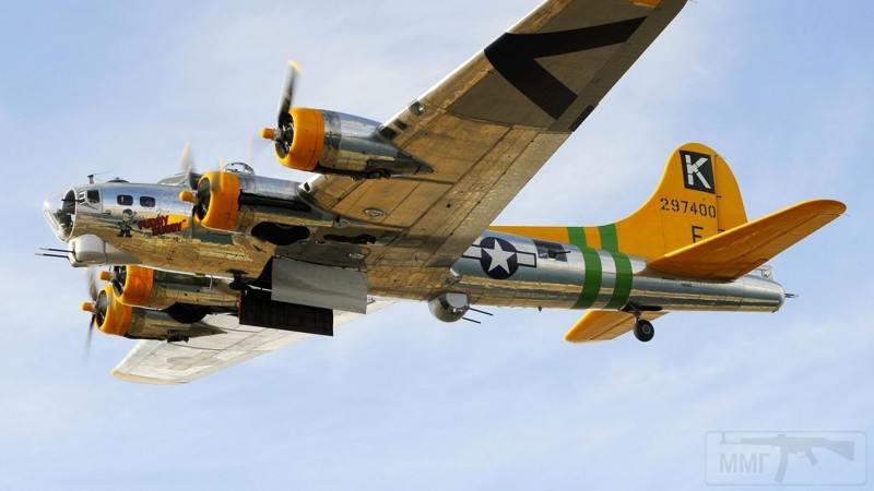 9649 - Стратегические бомбардировки Германии и Японии