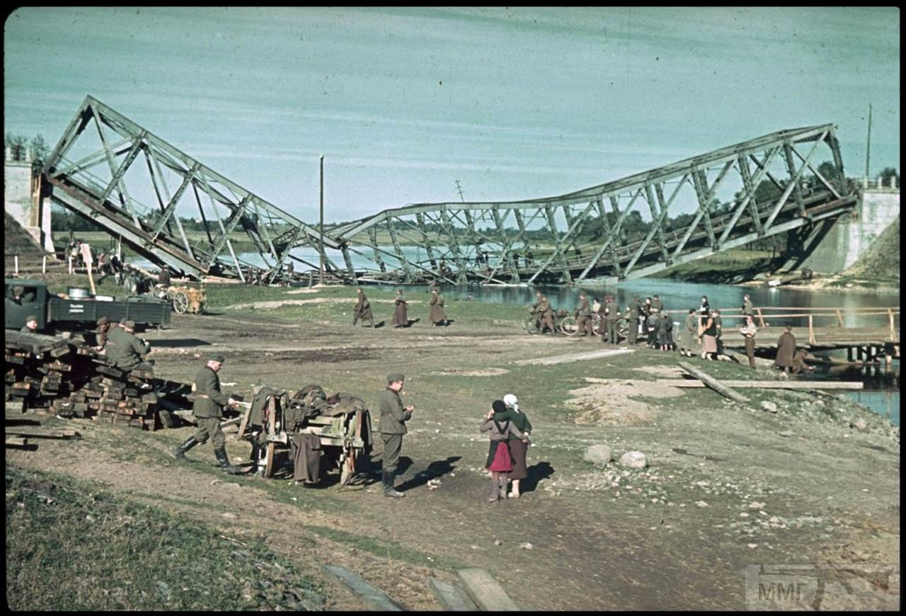96597 - Мост через Бзуру у Сохачева.