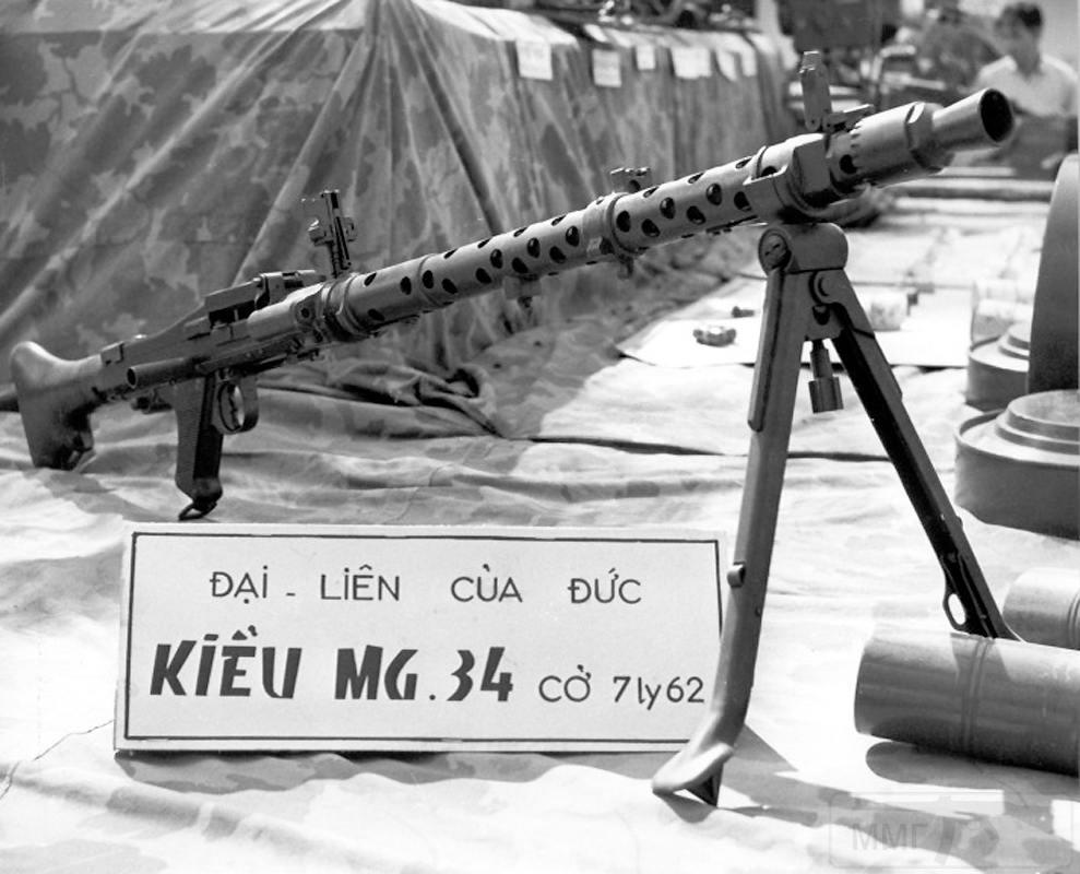 9662 - Все о пулемете MG-34 - история, модификации, клейма и т.д.