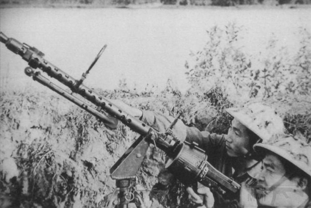 9664 - Все о пулемете MG-34 - история, модификации, клейма и т.д.