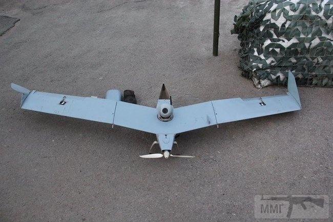 96689 - Командование ДНР представило украинский ударный беспилотник Supervisor SM 2, сбитый над Макеевкой