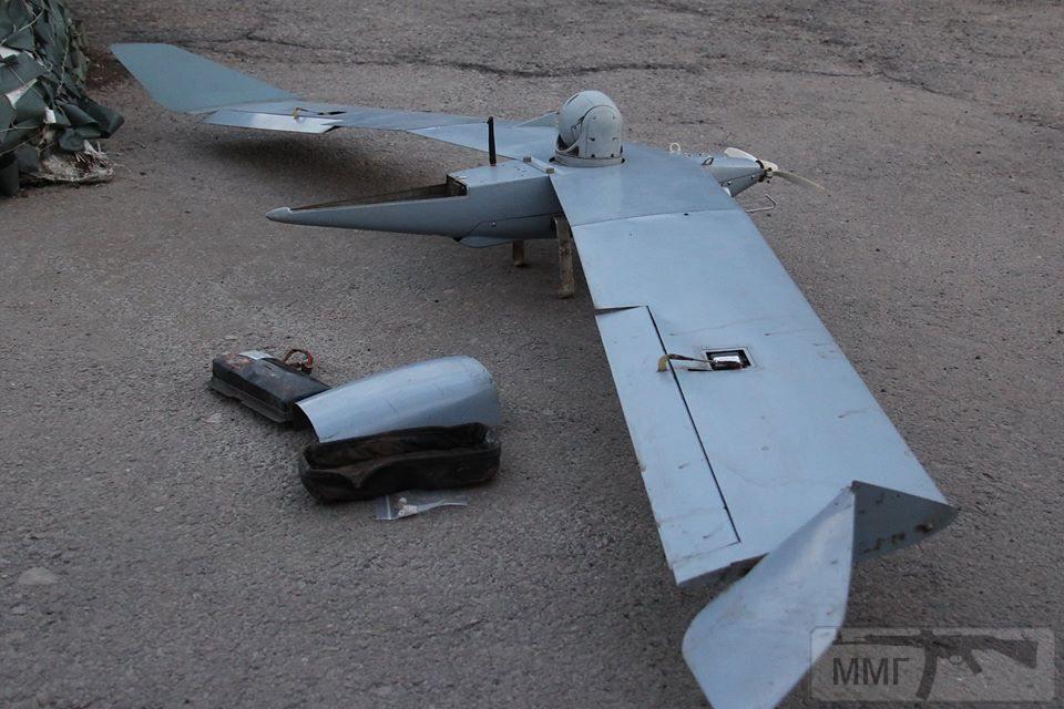 96690 - Командование ДНР представило украинский ударный беспилотник Supervisor SM 2, сбитый над Макеевкой