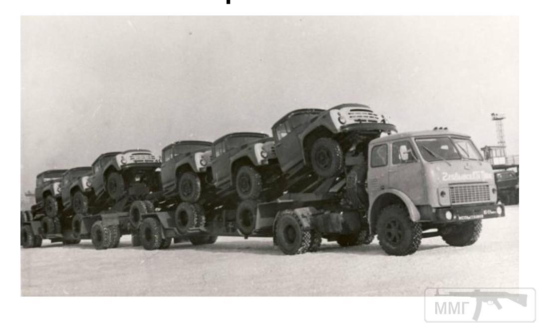 96728 - Автопром СССР