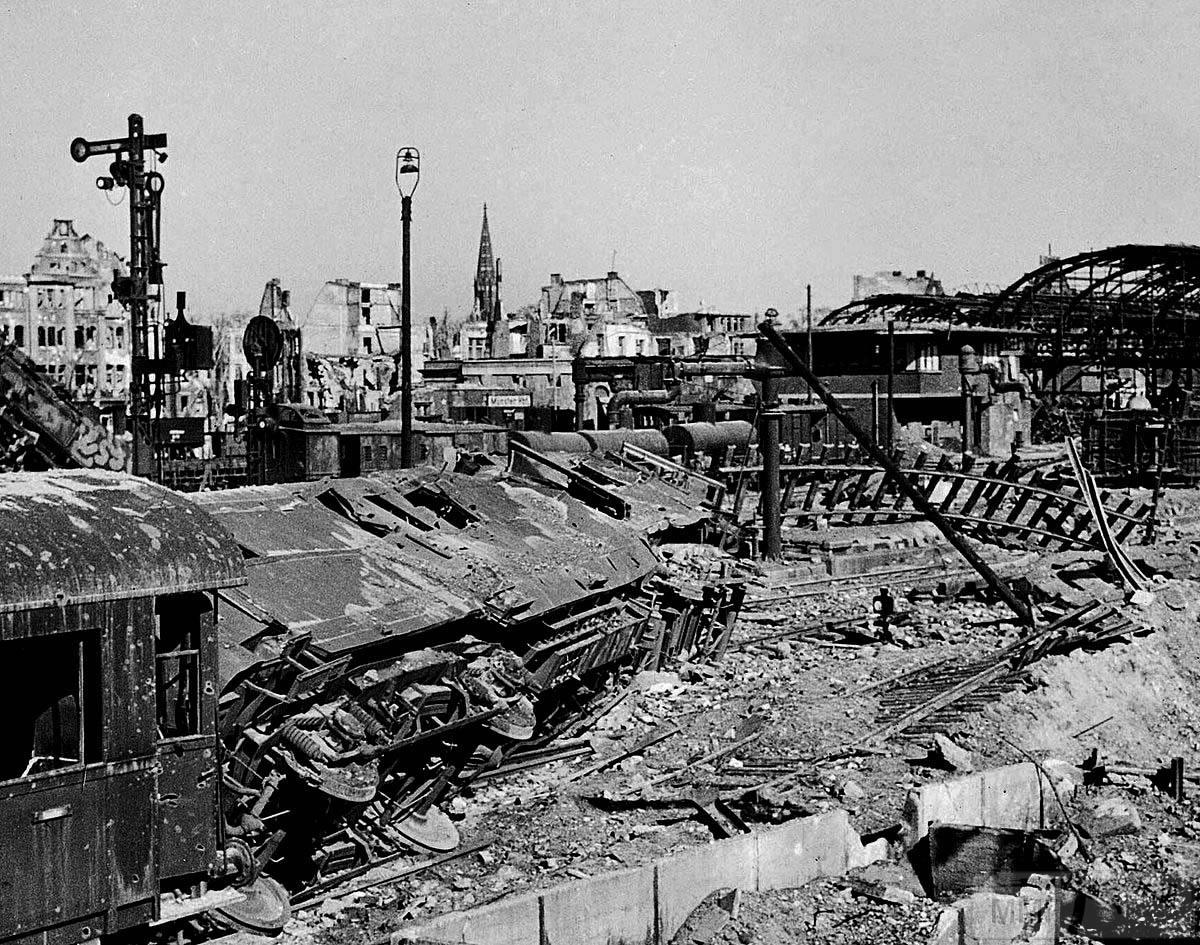96942 - Стратегические бомбардировки Германии и Японии