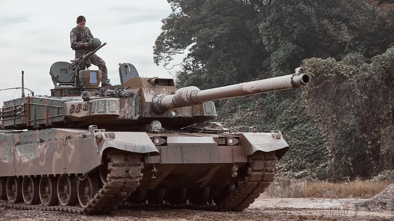96995 - Современные танки