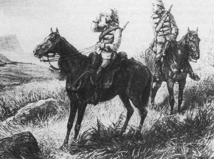 97172 - Война британцев с зулусами