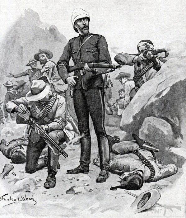 97173 - Война британцев с зулусами