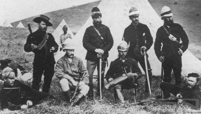 97174 - Война британцев с зулусами