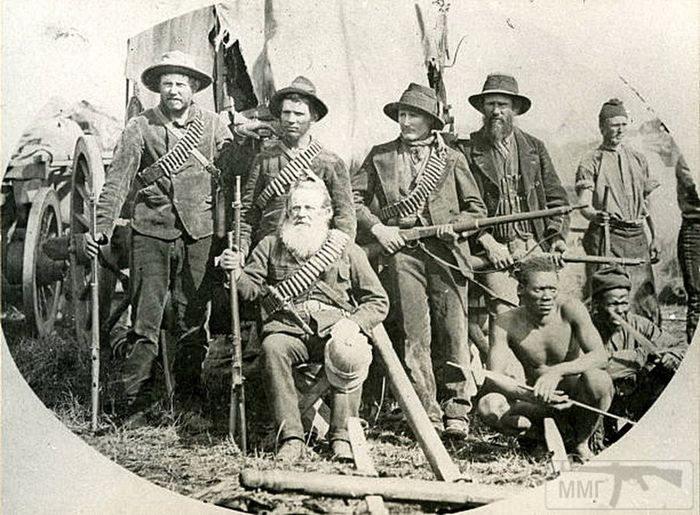 97177 - Война британцев с зулусами