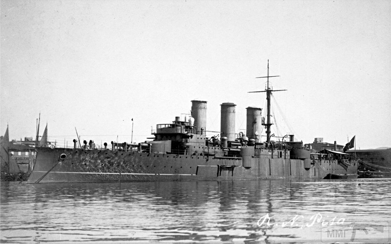 97186 - Броненосный крейсер Pisa