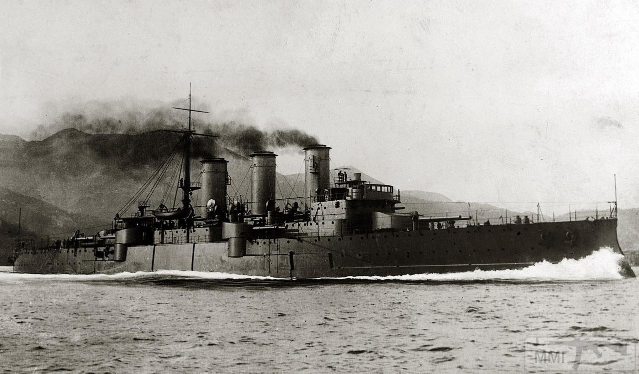 97188 - Броненосный крейсер Pisa