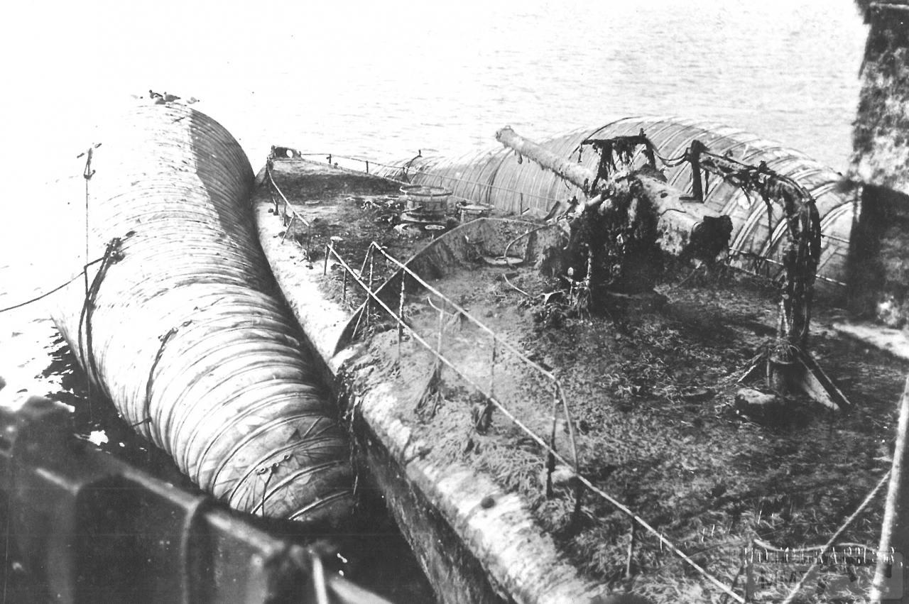 97189 - Эрнест Кокс - хозяин затонувшего флота