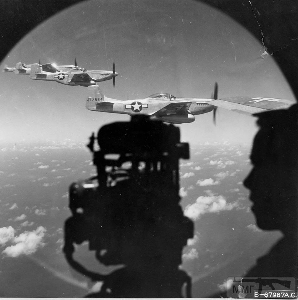 97195 - Стратегические бомбардировки Германии и Японии
