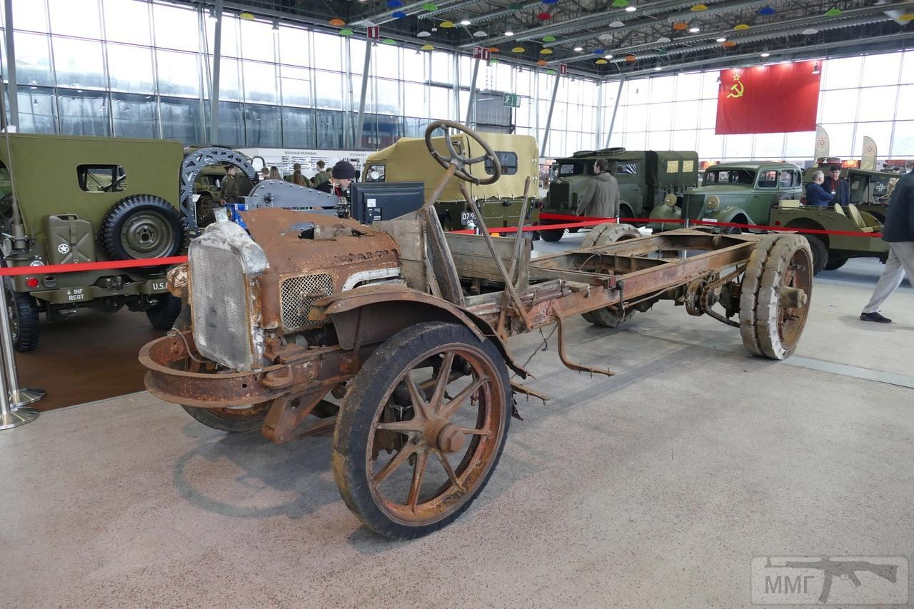 97199 - Автомобильный транспорт Первой мировой