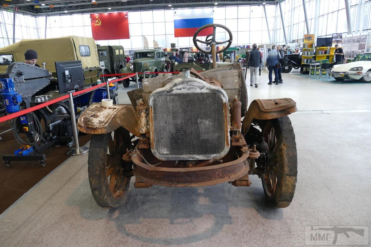 97200 - Автомобильный транспорт Первой мировой