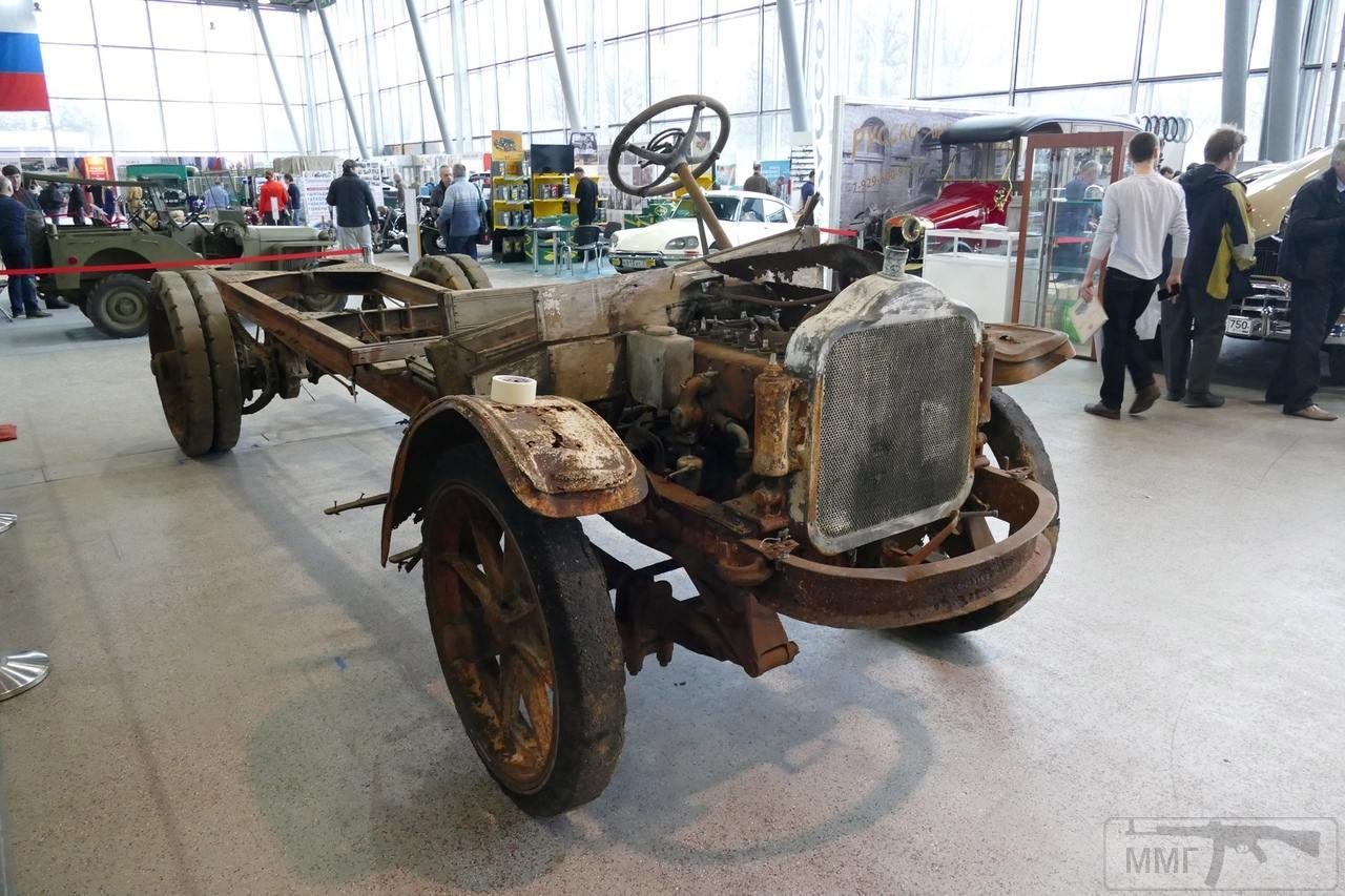 97201 - Автомобильный транспорт Первой мировой