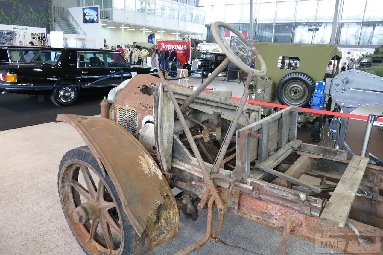 97206 - Автомобильный транспорт Первой мировой