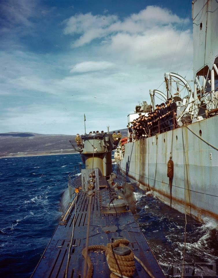 97209 - Действия немецких подлодок в Атлантике