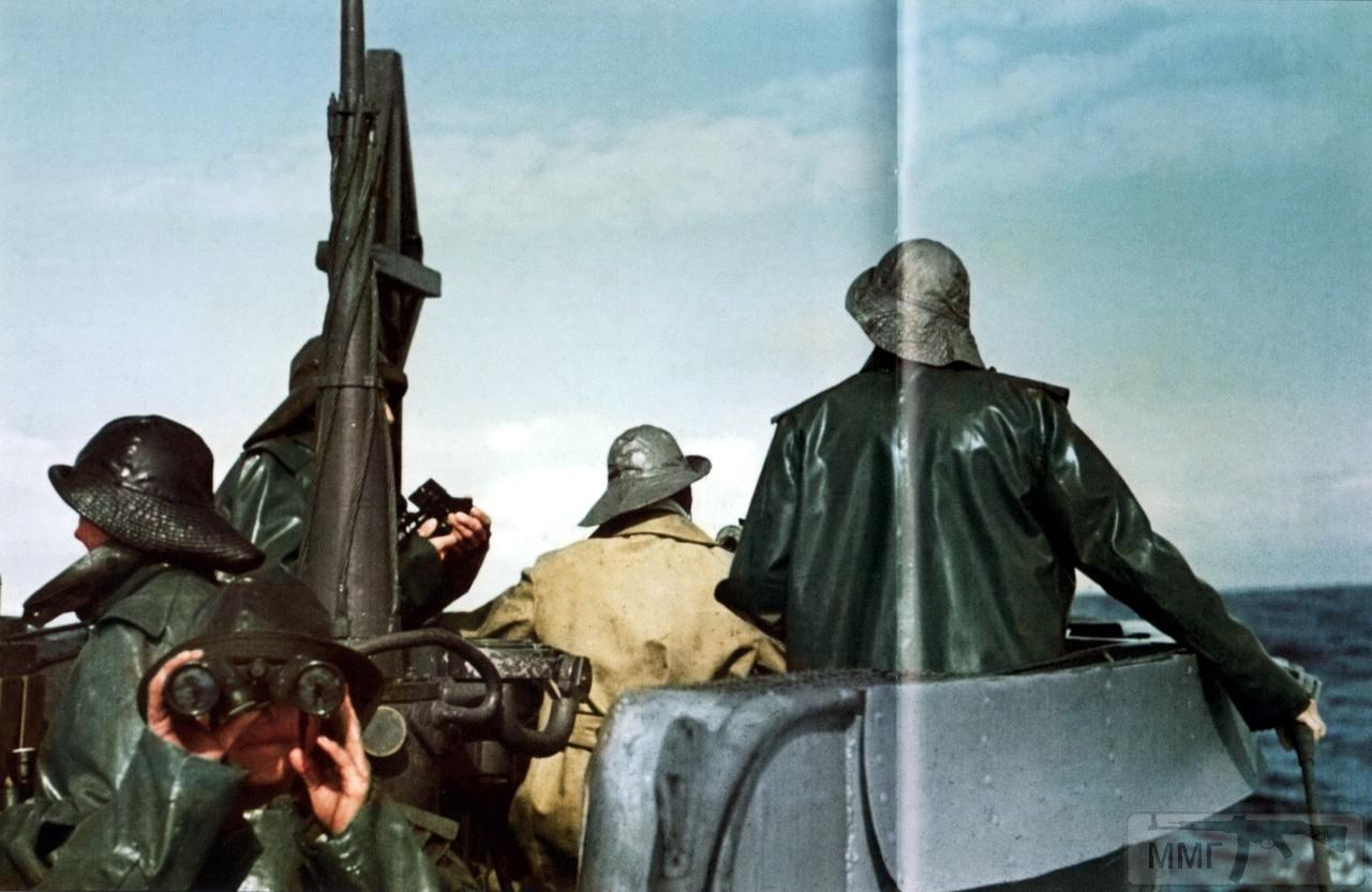 97211 - Действия немецких подлодок в Атлантике
