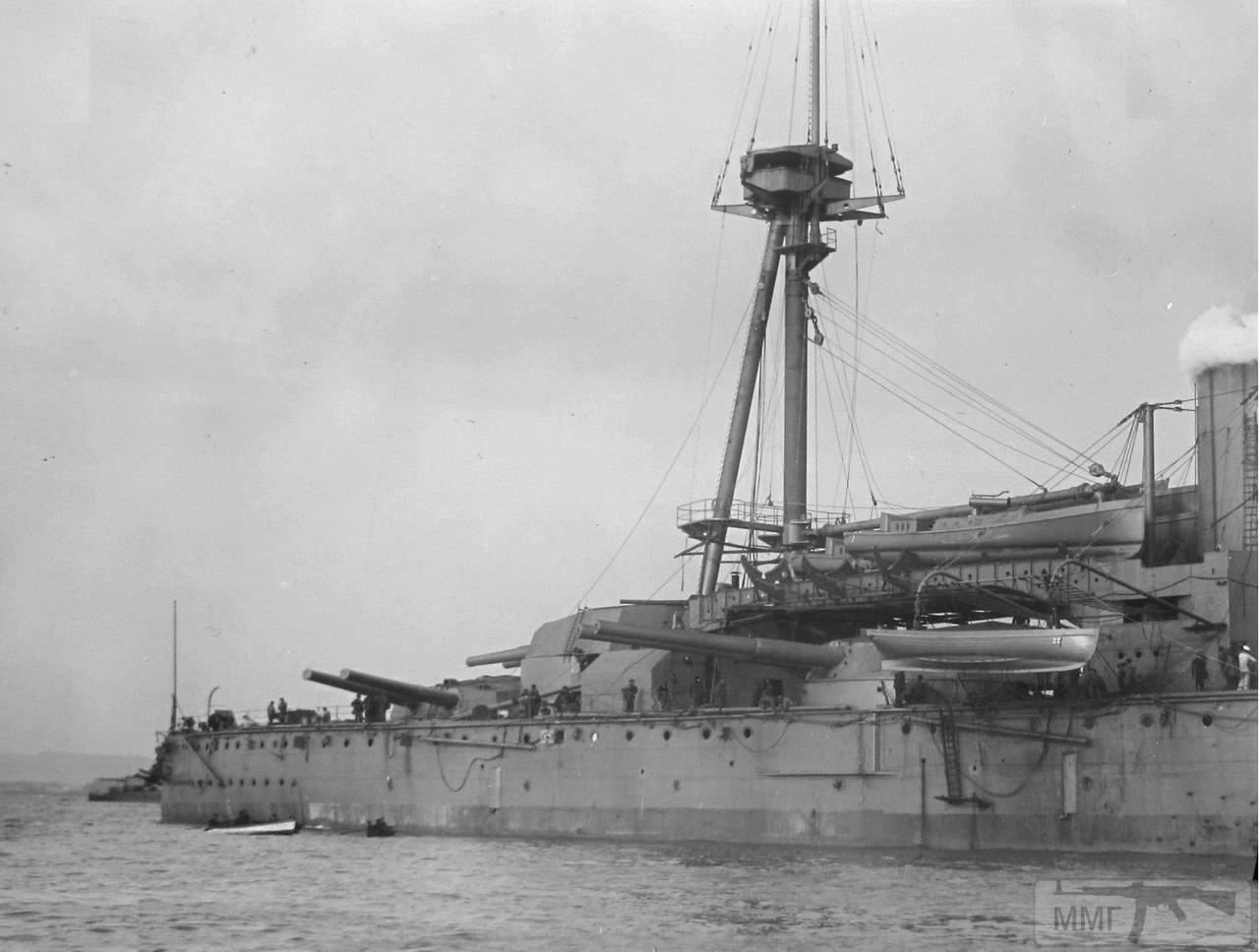 97282 - Броненосцы, дредноуты, линкоры и крейсера Британии