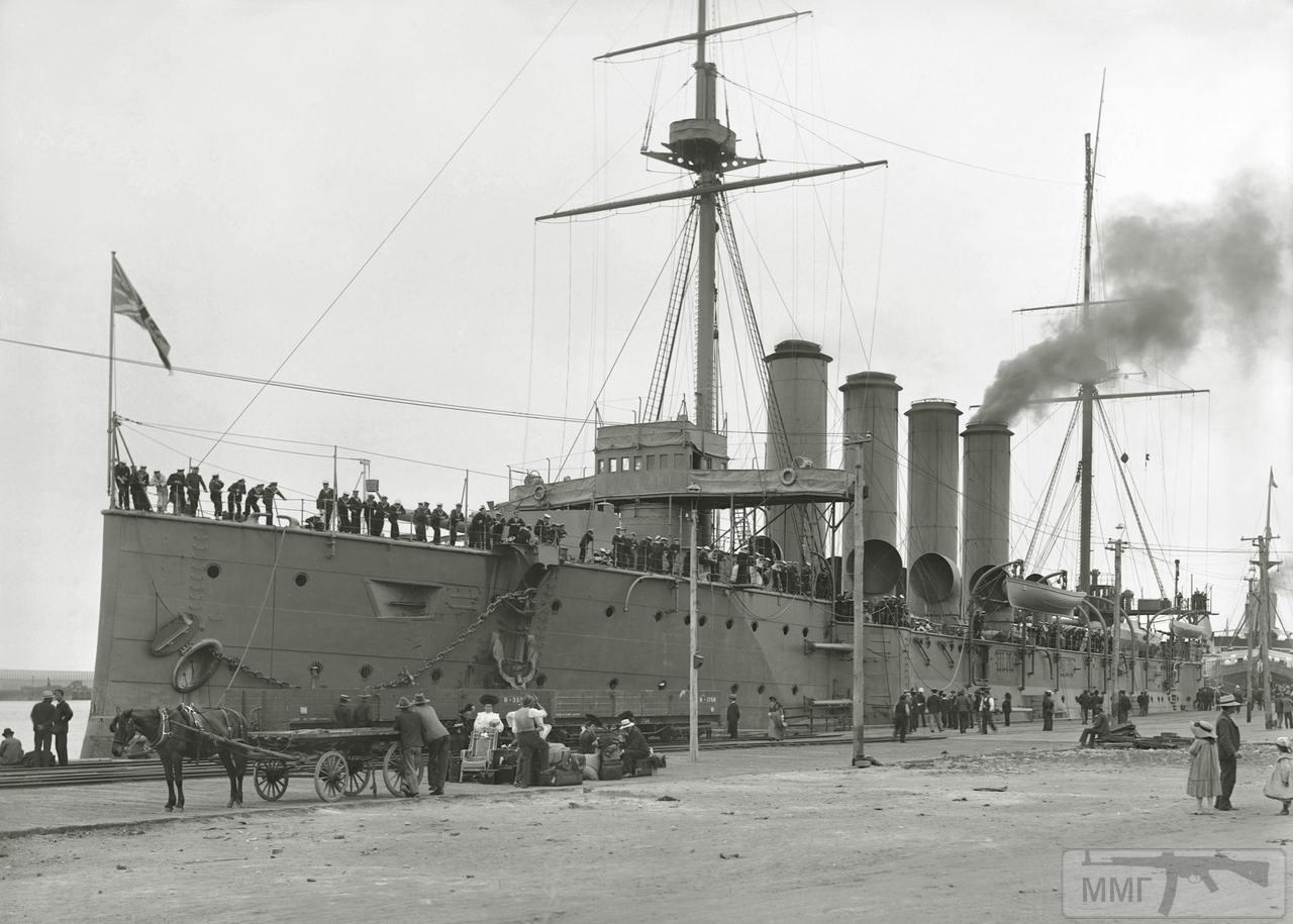 97284 - Броненосцы, дредноуты, линкоры и крейсера Британии