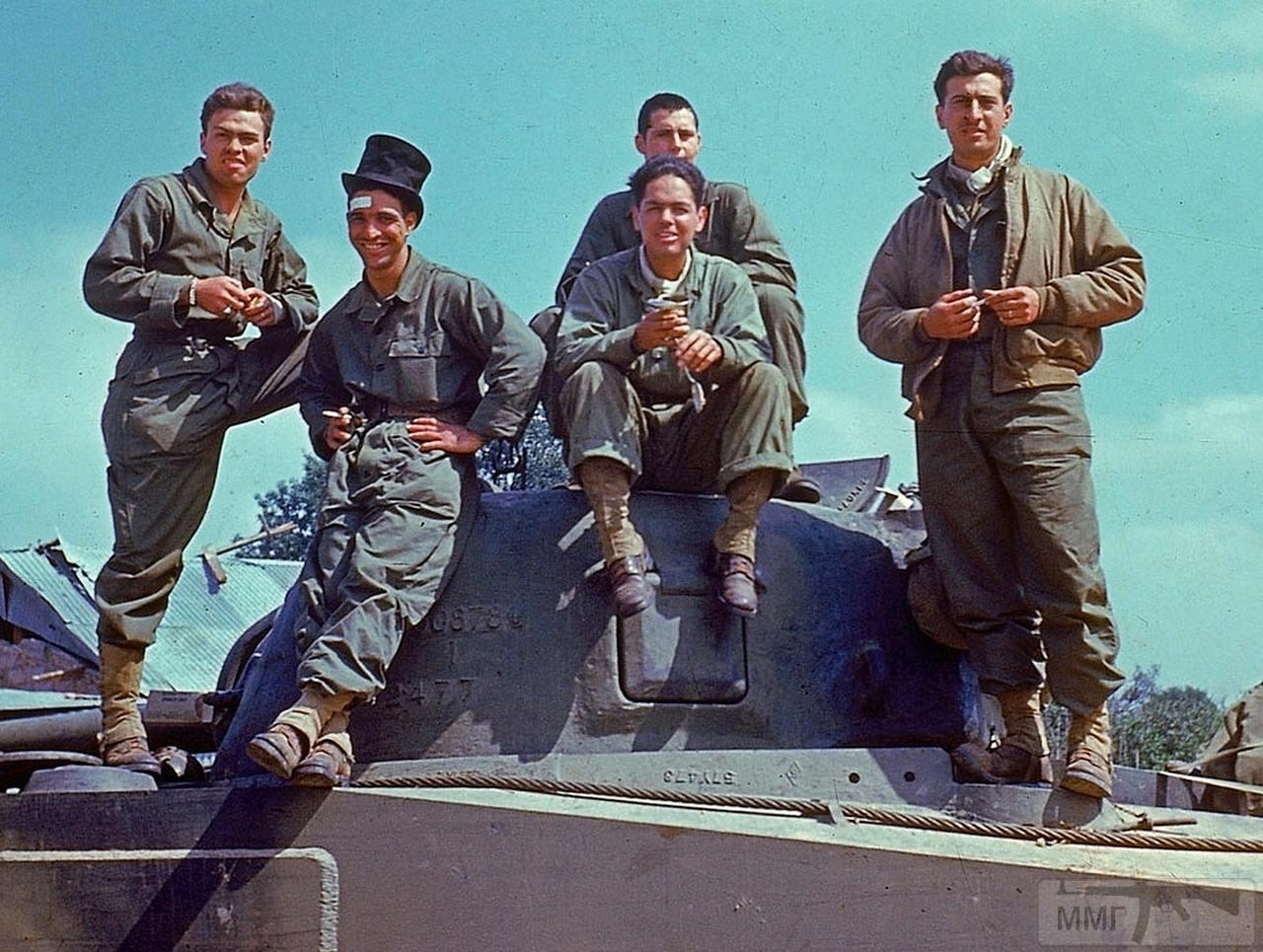 97343 - Военное фото 1939-1945 г.г. Западный фронт и Африка.