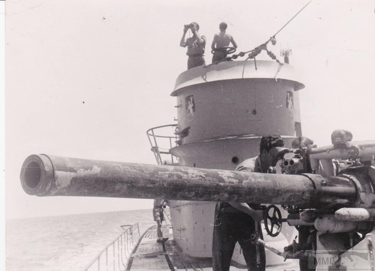 97377 - Действия немецких подлодок в Атлантике