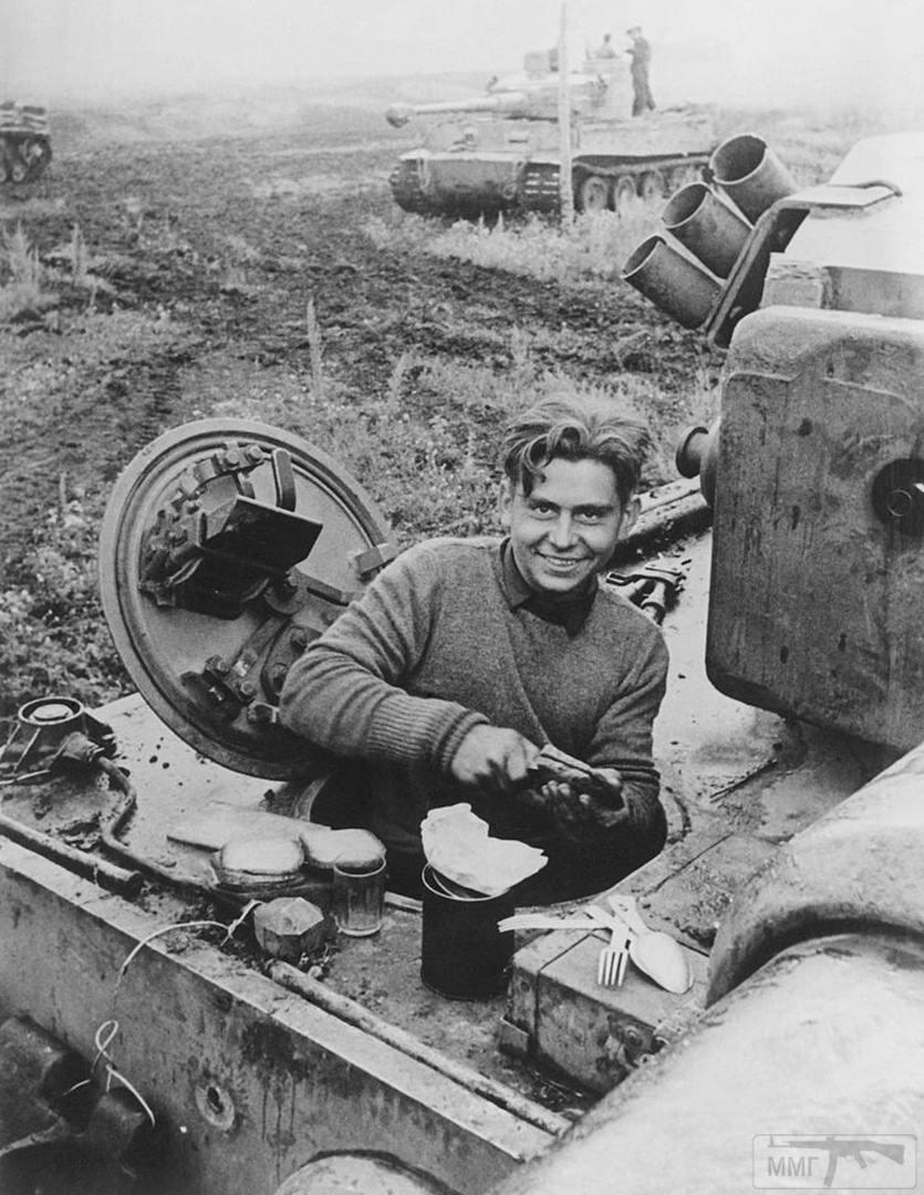 97516 - Великие и не очень танкисты Германии