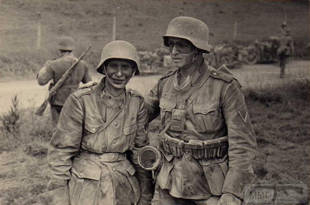 97517 - Военное фото 1941-1945 г.г. Восточный фронт.