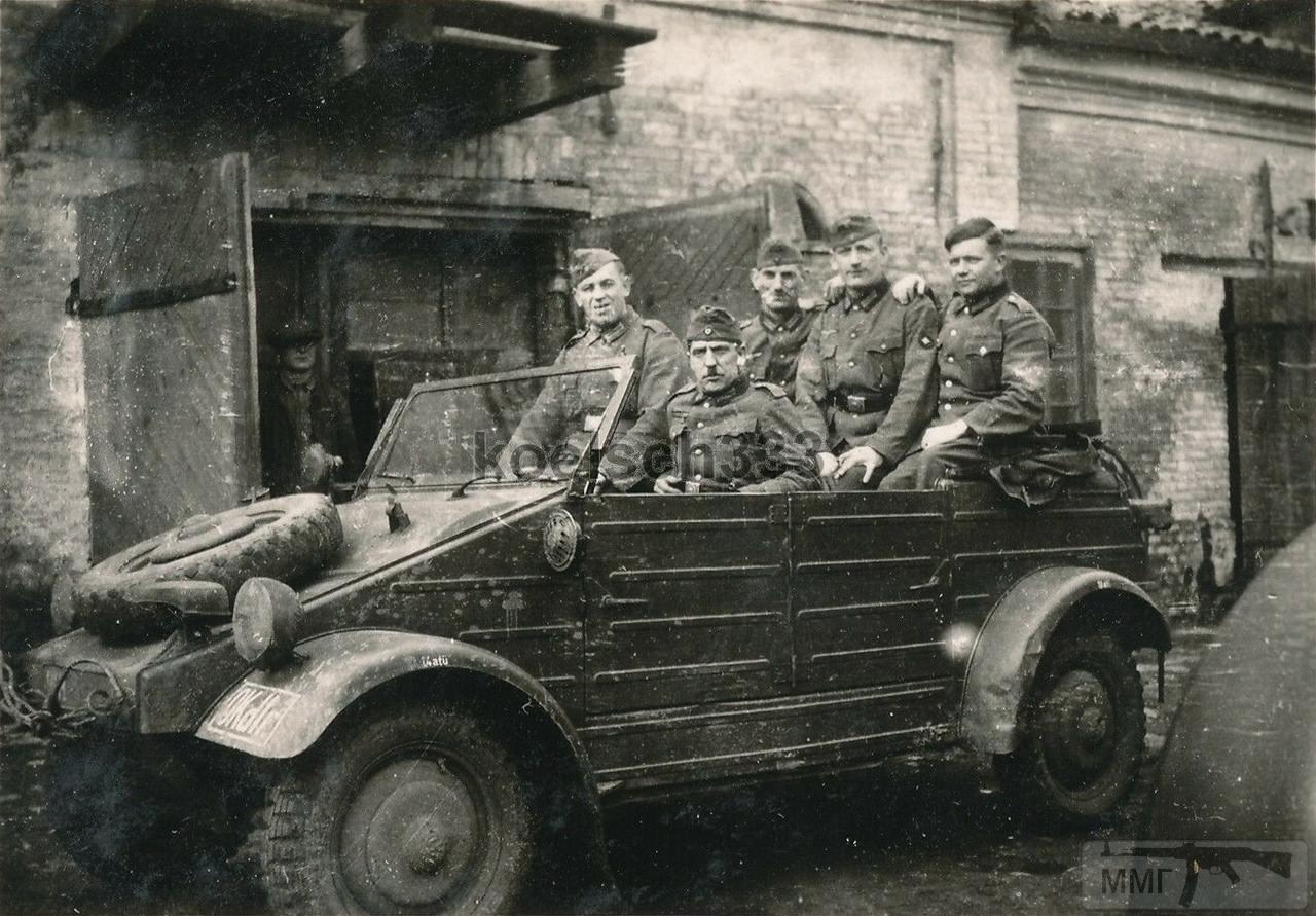 97518 - Грузовые и спец.автомобили Третьего рейха