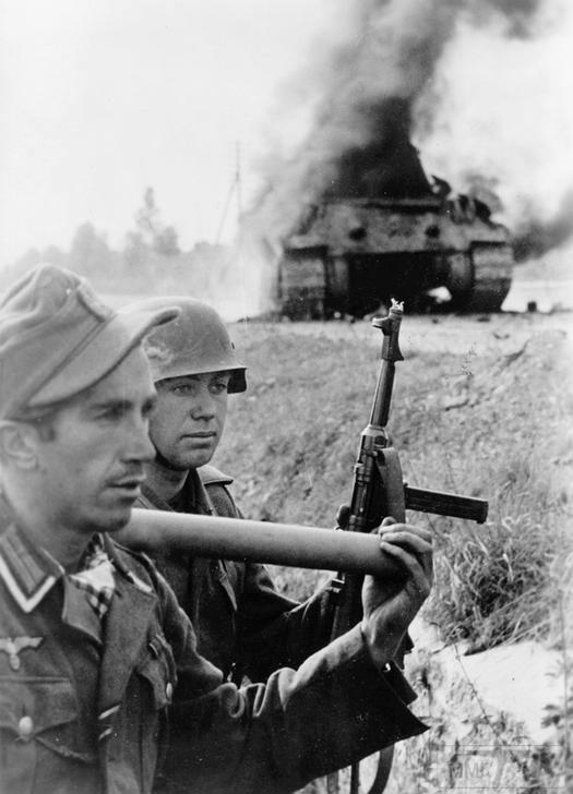 97519 - Военное фото 1941-1945 г.г. Восточный фронт.