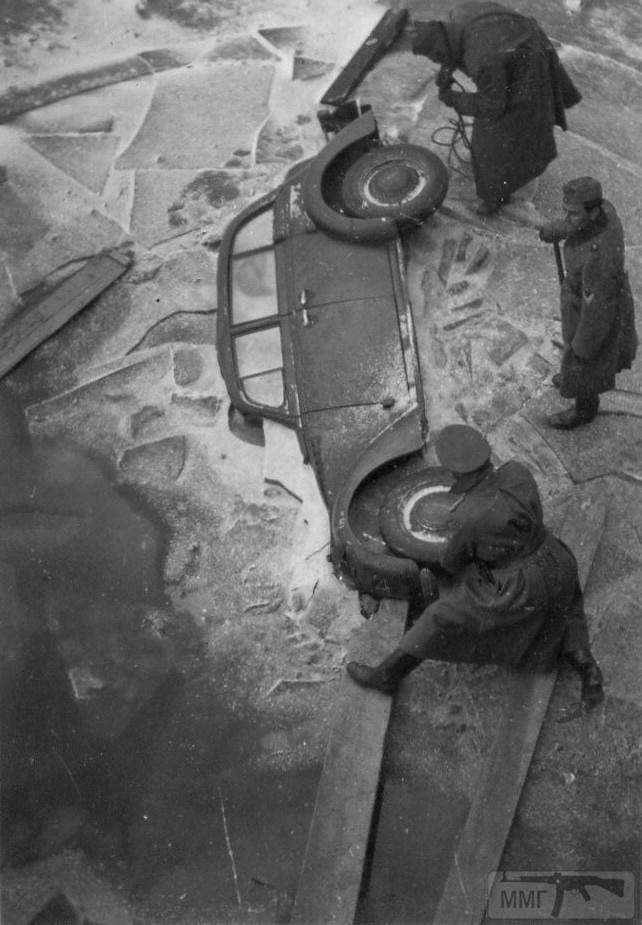 97520 - Легковые автомобили Третьего рейха