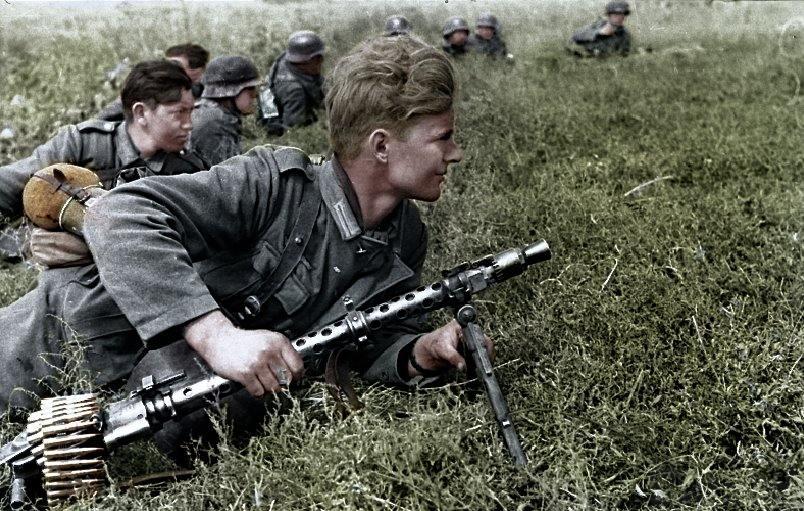 9764 - Все о пулемете MG-34 - история, модификации, клейма и т.д.