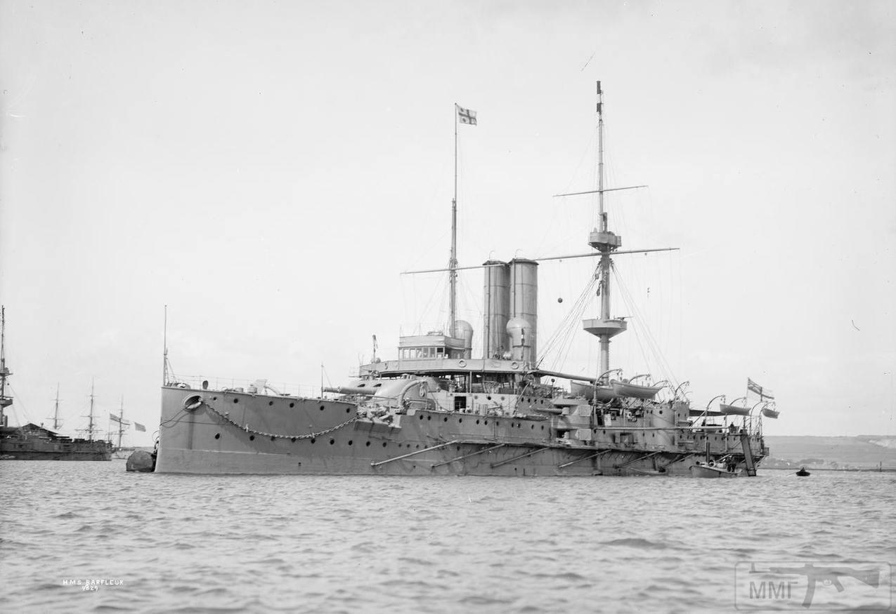 97657 - Броненосцы, дредноуты, линкоры и крейсера Британии