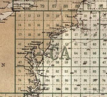 97659 - Действия немецких подлодок в Атлантике