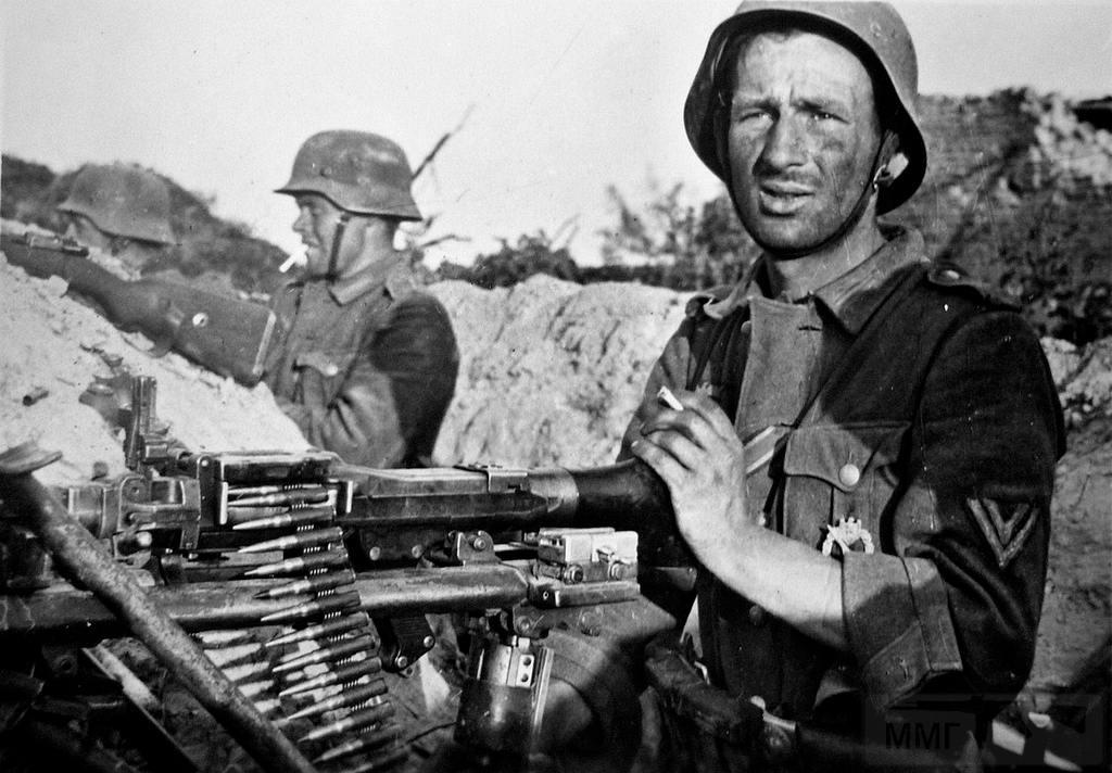 9766 - Все о пулемете MG-34 - история, модификации, клейма и т.д.