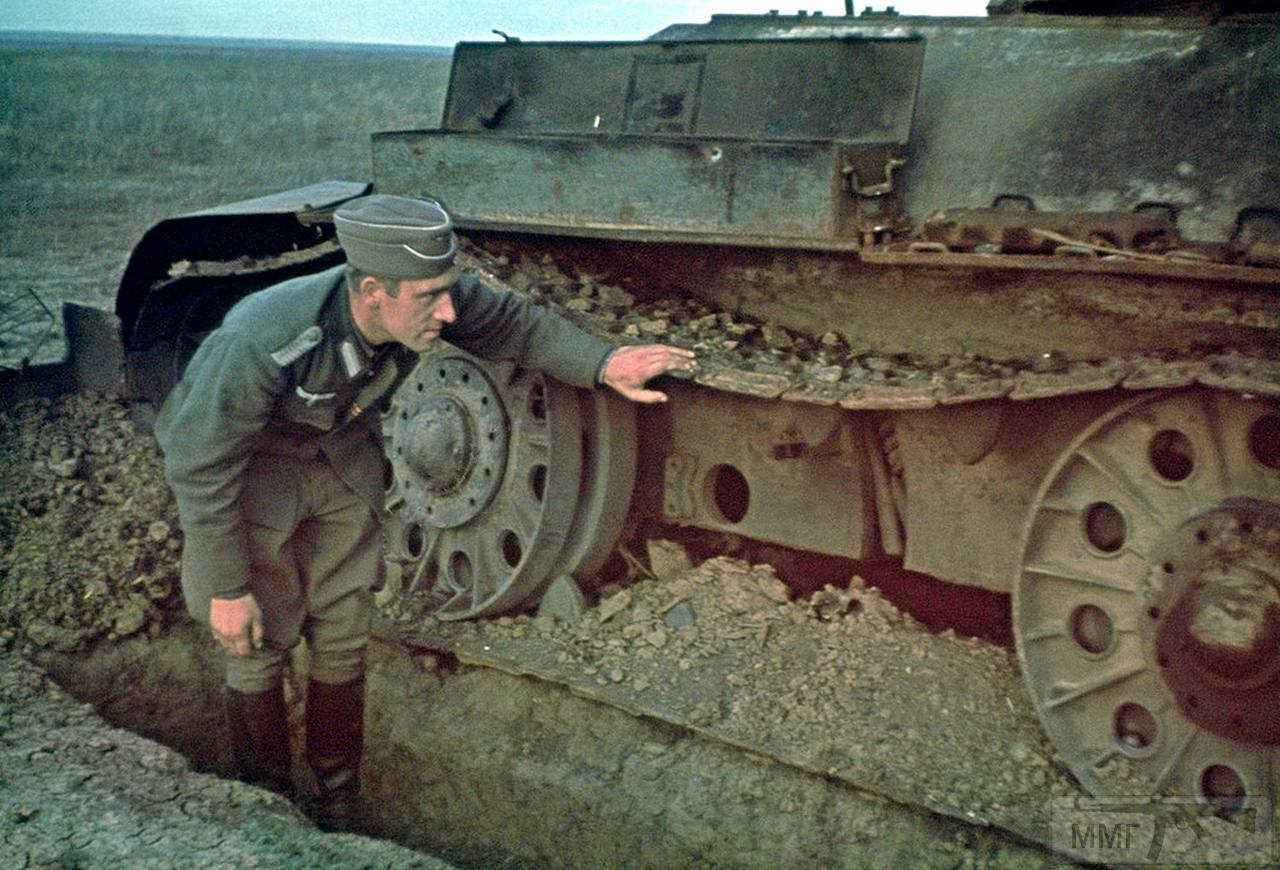 97689 - Военное фото 1941-1945 г.г. Восточный фронт.