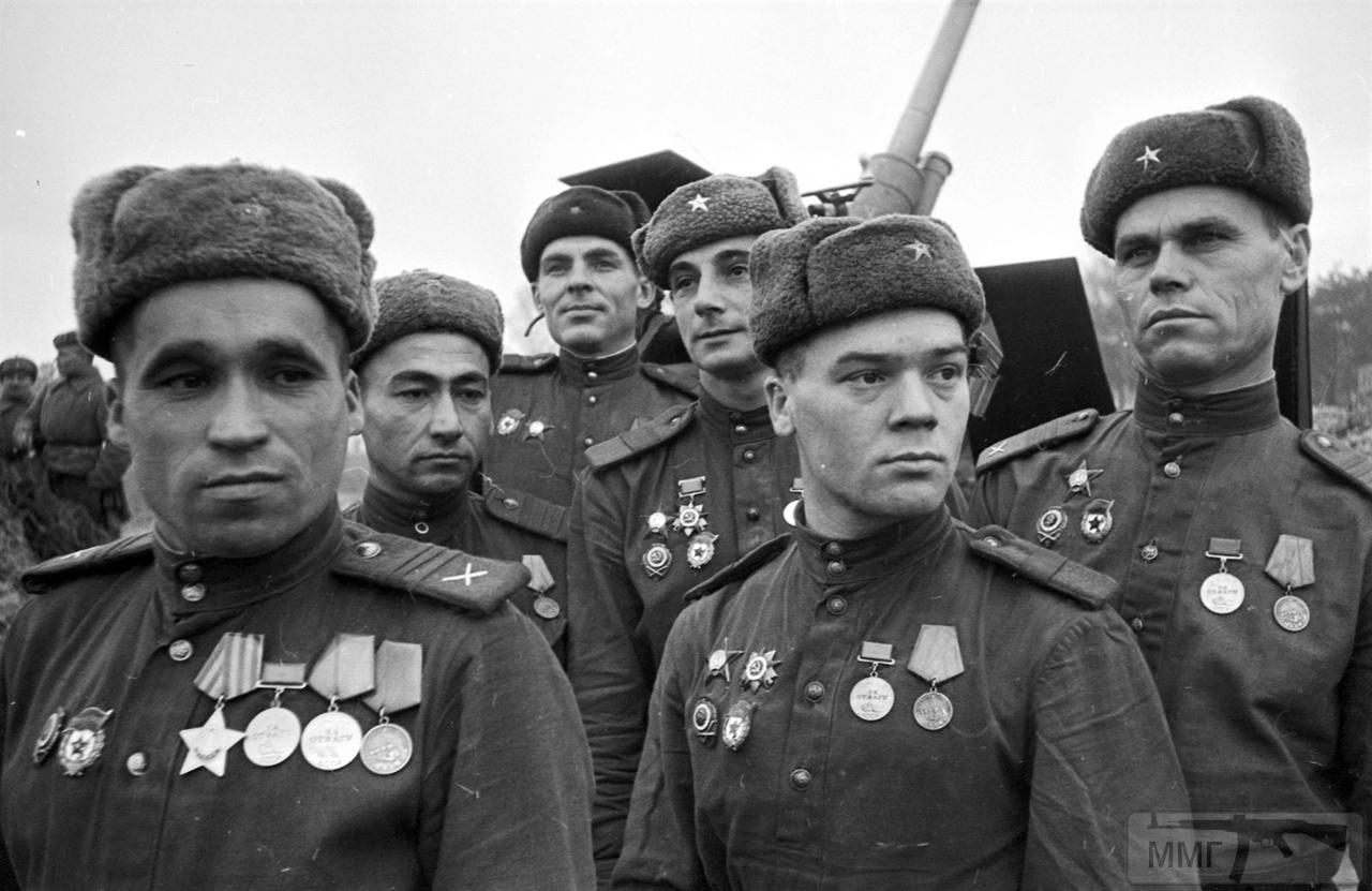 97695 - Военное фото 1941-1945 г.г. Восточный фронт.