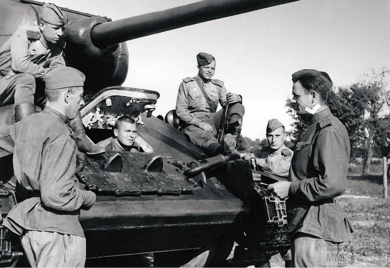 97696 - Военное фото 1941-1945 г.г. Восточный фронт.