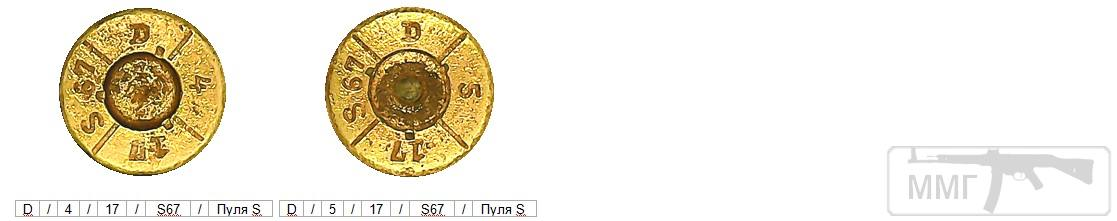 97943 - Патрон 7,92x57 «Маузер» - виды, маркировка, история