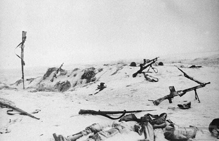 97952 - Военное фото 1941-1945 г.г. Восточный фронт.
