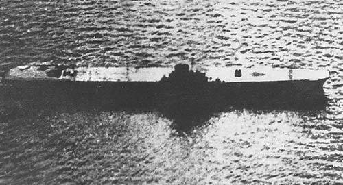 9799 - Два авианосца