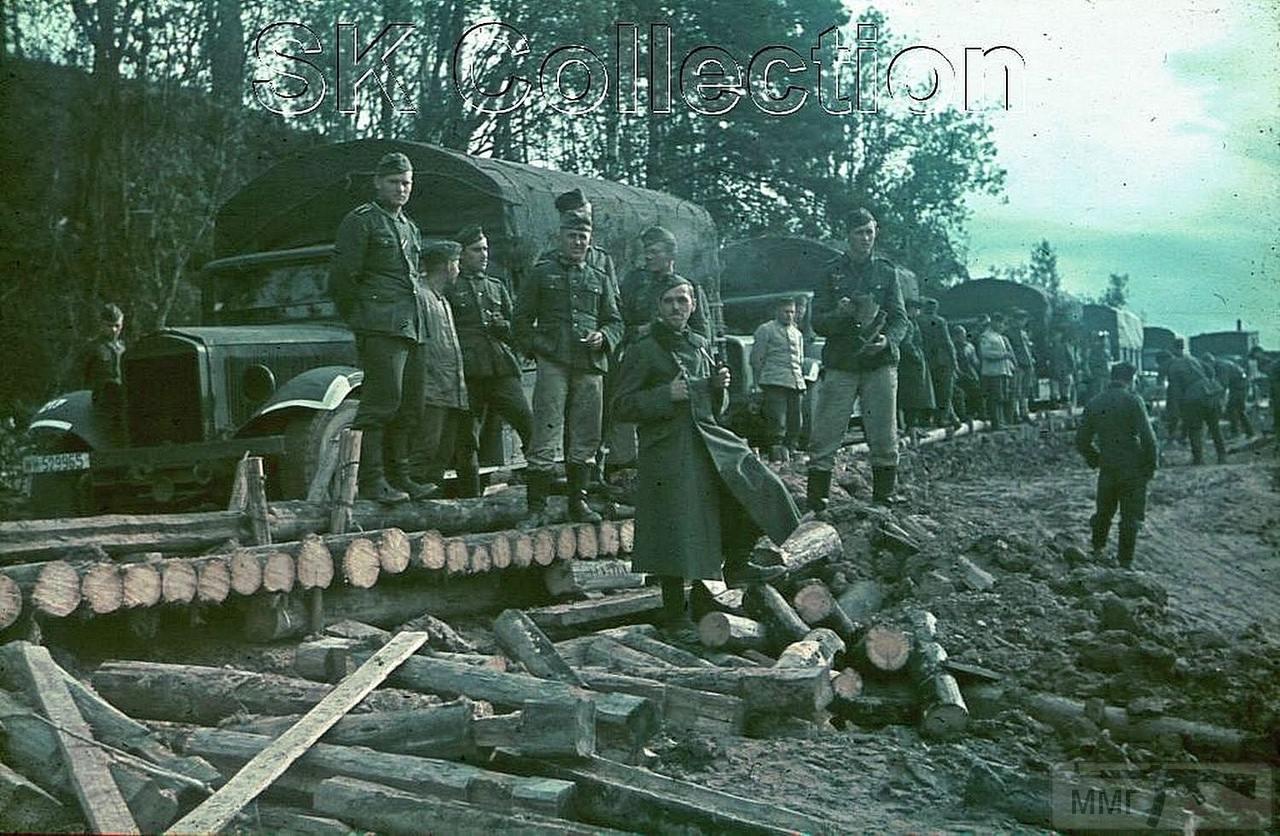98036 - Военное фото 1941-1945 г.г. Восточный фронт.
