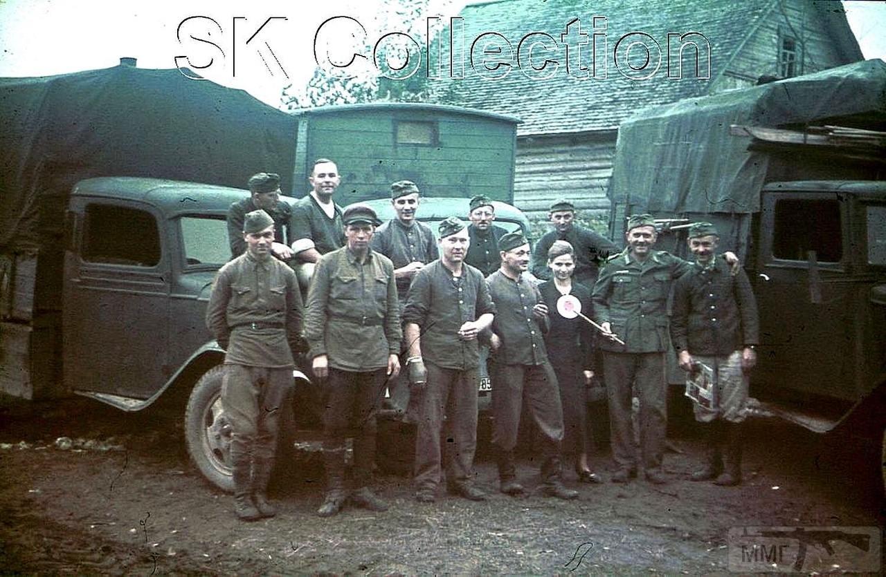98037 - Военное фото 1941-1945 г.г. Восточный фронт.