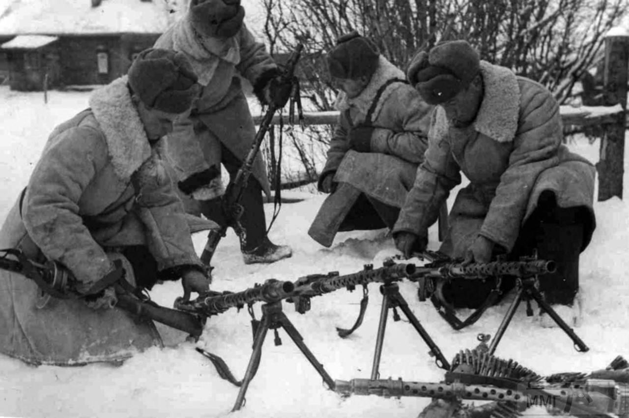 98045 - Военное фото 1941-1945 г.г. Восточный фронт.