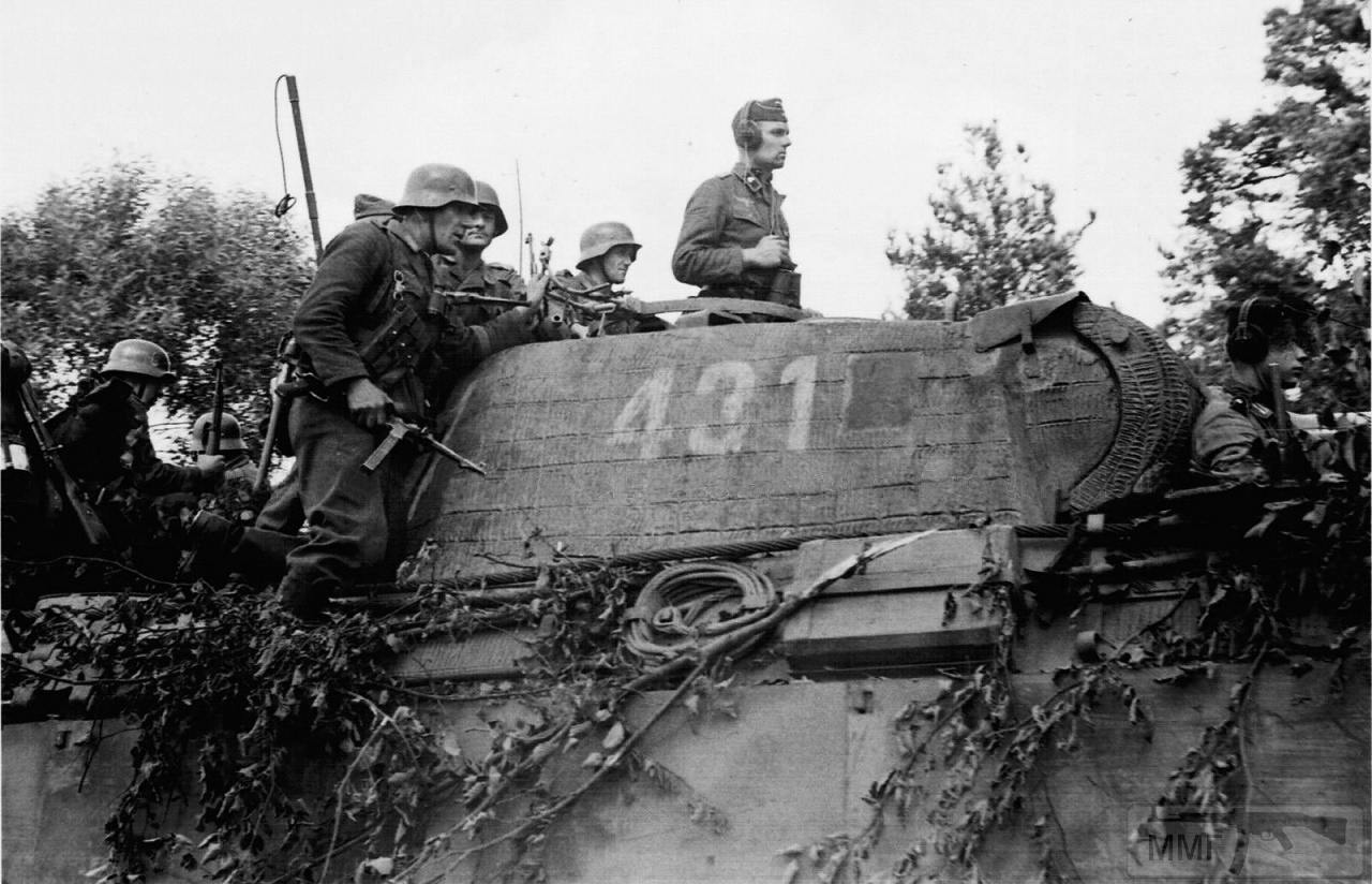 98049 - Военное фото 1941-1945 г.г. Восточный фронт.