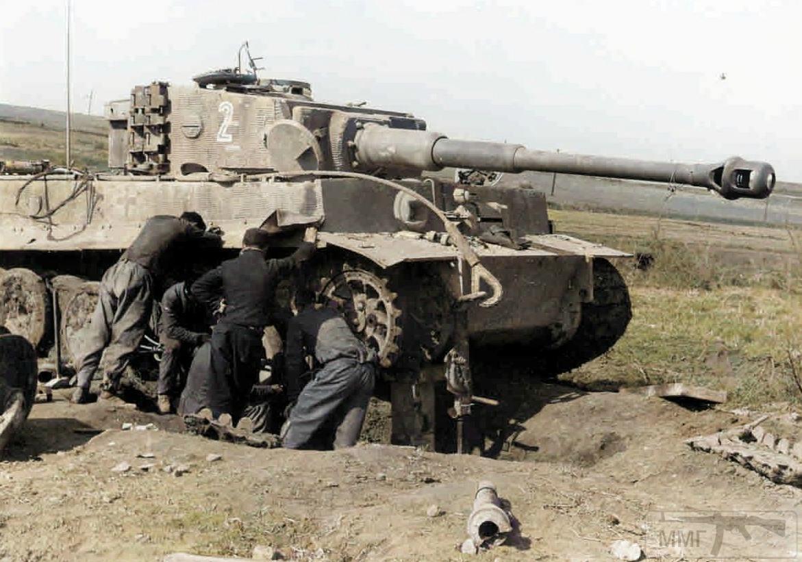 98081 - Танк Тигр - лучший танк Второй Мировой Войны?