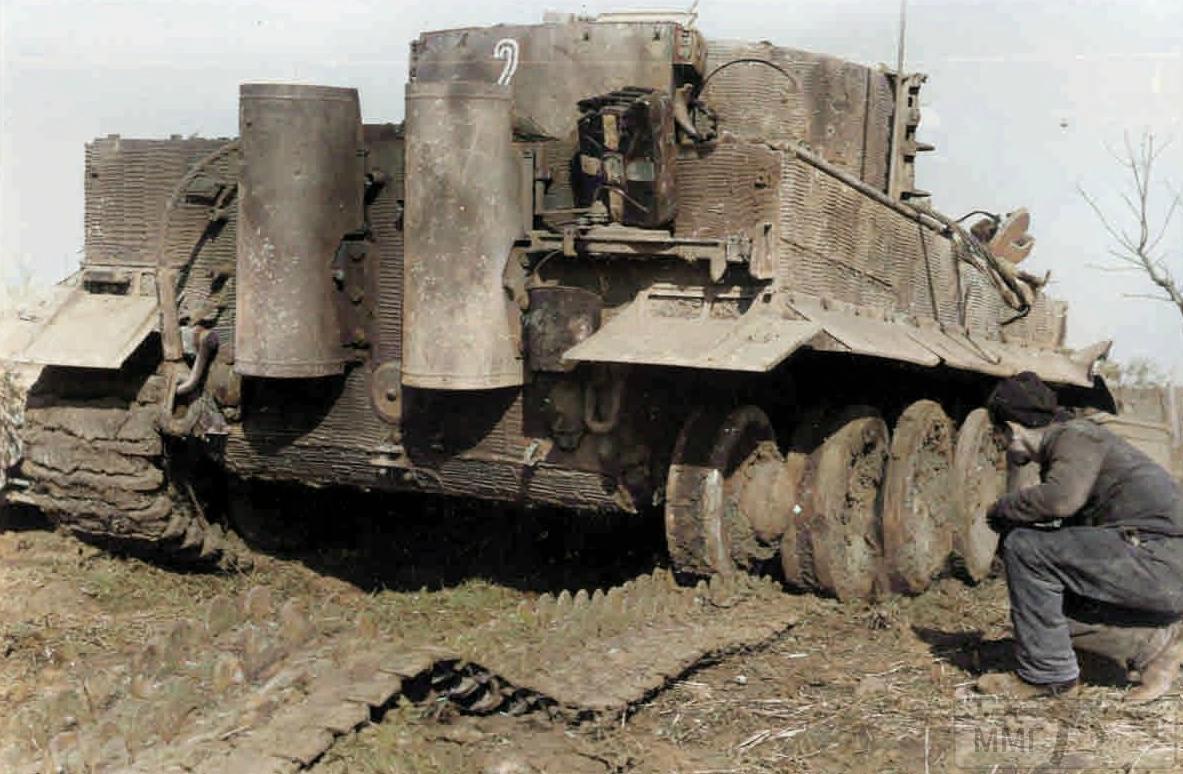 98082 - Танк Тигр - лучший танк Второй Мировой Войны?