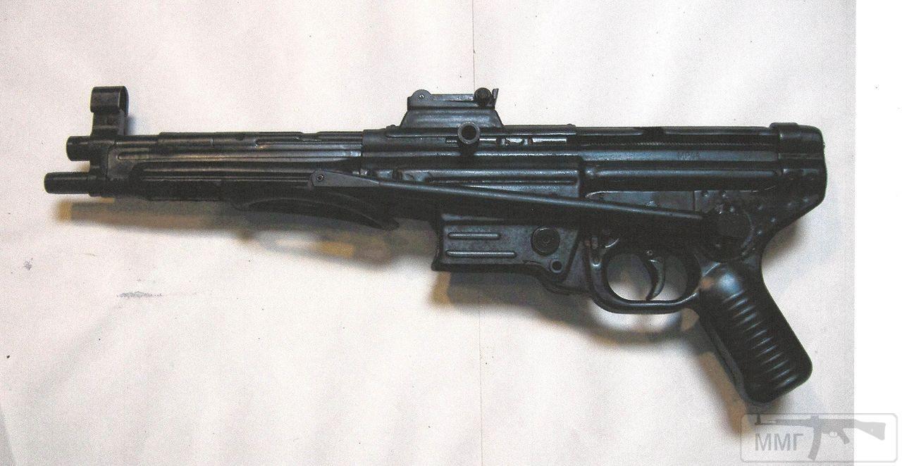 98109 - Sturmgewehr Haenel / Schmeisser MP 43MP 44 Stg.44 - прототипы, конструкция история