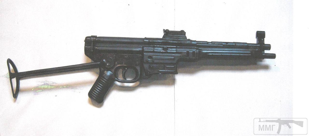 98110 - Sturmgewehr Haenel / Schmeisser MP 43MP 44 Stg.44 - прототипы, конструкция история